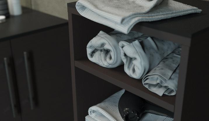 visualisation 3d design textile décoration.